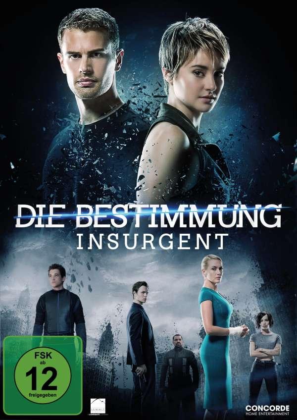 The Divergent Series Insurgent 2015