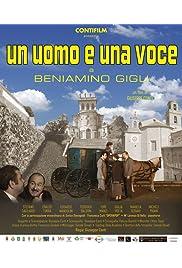 Un uomo e una voce - A Beniamino Gigli
