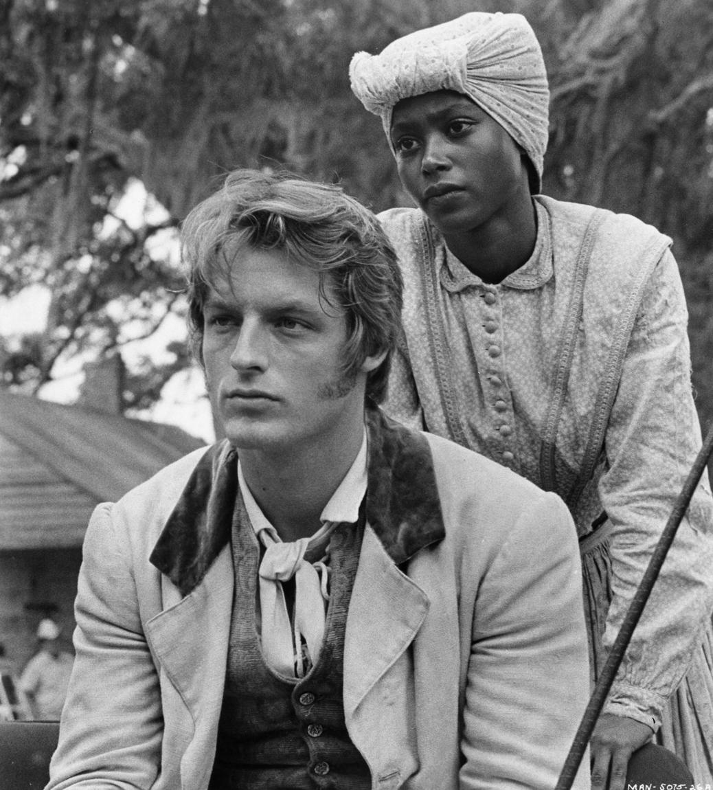 Perry King and Brenda Sykes in Mandingo (1975)