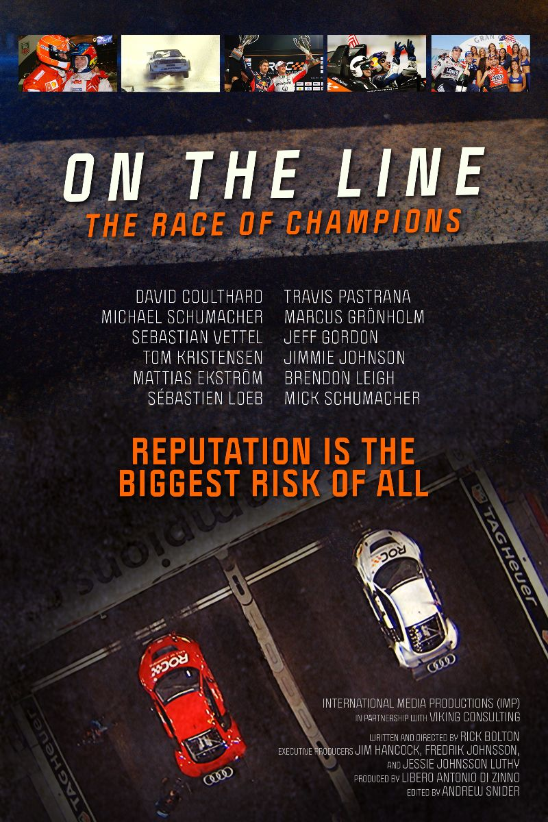 On the Line: The Race of Champions 2020 - SEE21