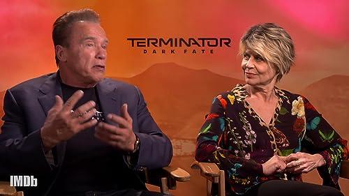 The Evolution of Sarah Connor & The Terminator