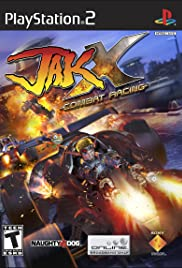 Jak X: Combat Racing (2005) Poster - Movie Forum, Cast, Reviews