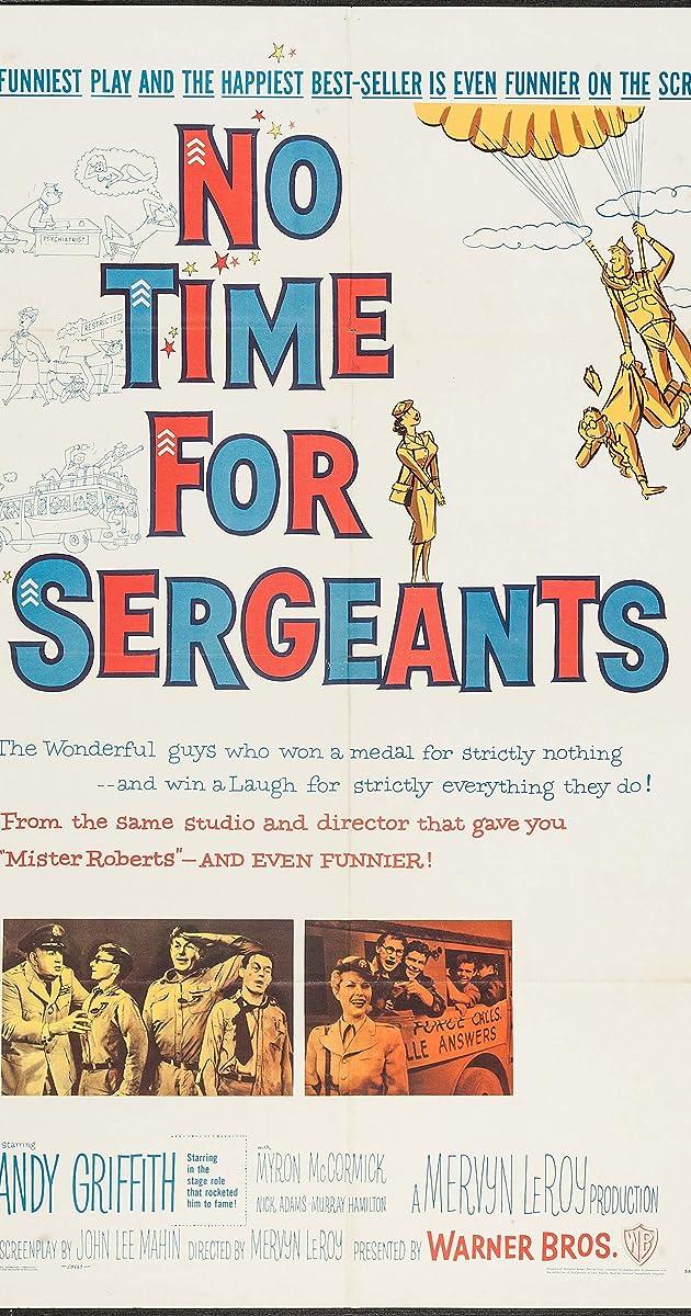 No Time For Sergeants 1958 Imdb
