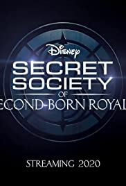 Secret Society of Second Born Royals Poster