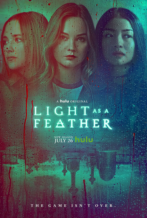 Lengva kaip plunksna (2 Sezonas) / Light as a Feather Season 2 online