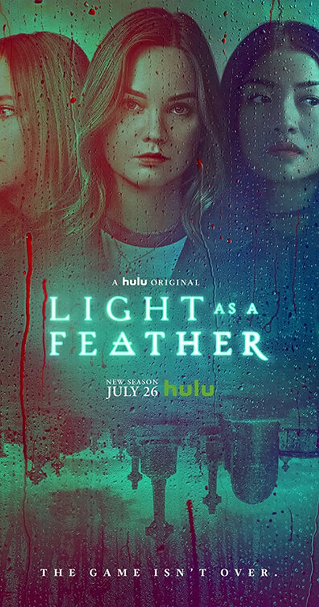 Download Light as a Feather or watch streaming online complete episodes of  Season 2 in HD 720p 1080p using torrent