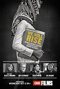 Primary photo for We Will Rise: Michelle Obama's Mission to Educate Girls Around the World