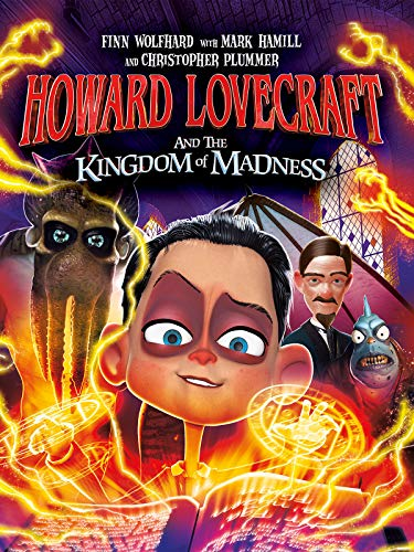 Howardas Lovecraftas ir beprotybės karalystė (2018) / Howard Lovecraft and the Kingdom of Madness (2018)