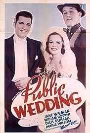Public Wedding Poster