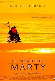 Le monde de Marty Poster