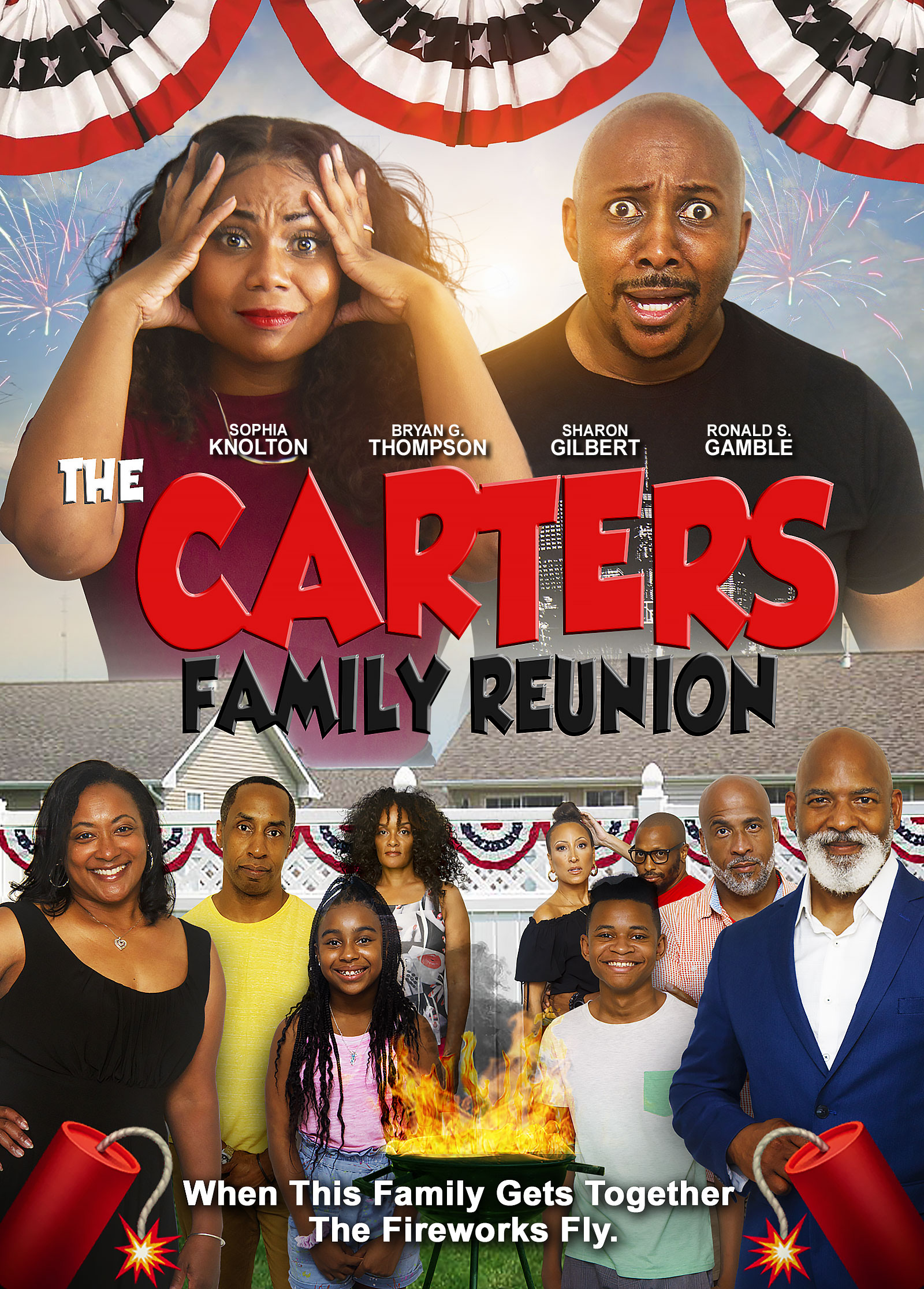 Carter Family Reunion 2021 - SEE21