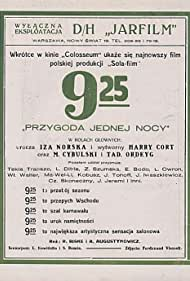 9:25. Przygoda jednej nocy (1929)