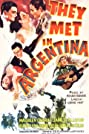 They Met in Argentina (1941) Poster