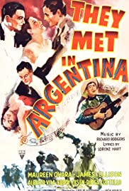 They Met in Argentina Poster
