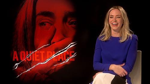 Emily Blunt and John Krasinski's IMDb Fan Q&A