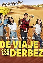 De Viaje Con Los Derbez Poster