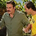 Ufuk Özkan and Bülent Çolak in Genis Aile (2009)