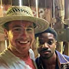 Deiondre Teagle and Aaron Mirtes in Death Ranch (2020)
