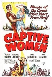 Captive Women Poster