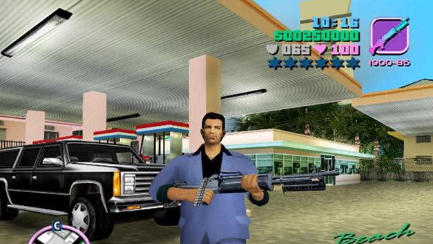 Grand Theft Auto: Vice City (2002)
