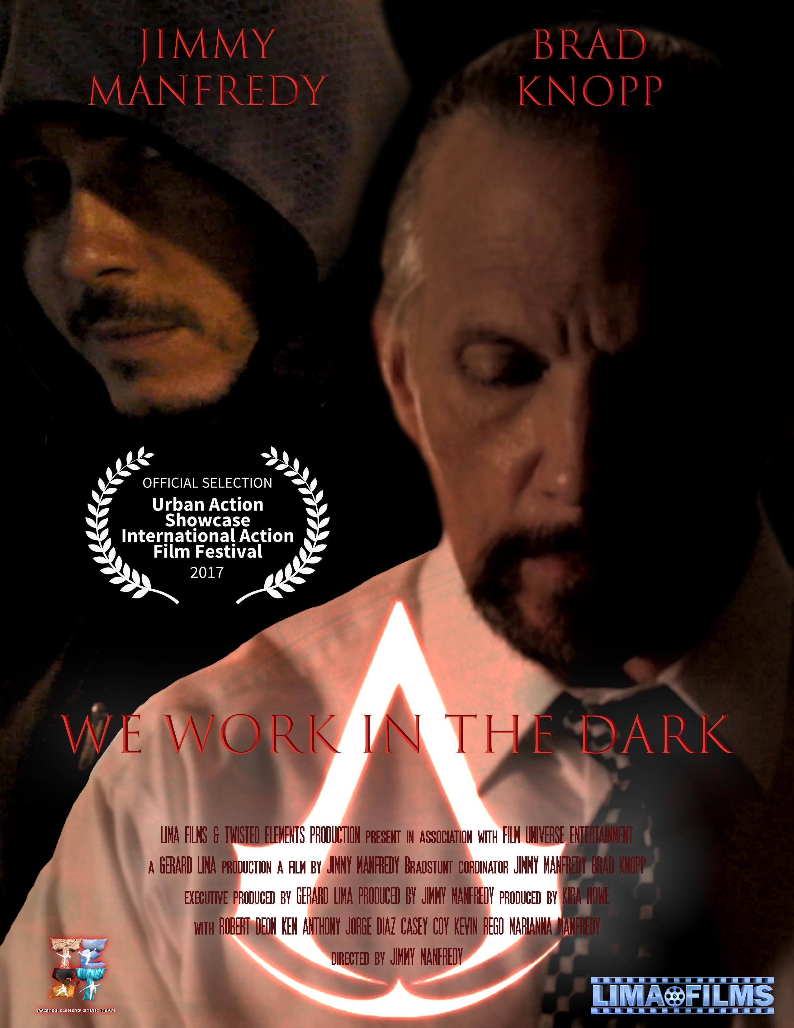 We Work in the Dark (2017)