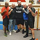 Ray Nicholas, Carlos Tait, Jon Santry, Lee Myers, and Eddie Hall in Taming the Beast - The Emptiness Within