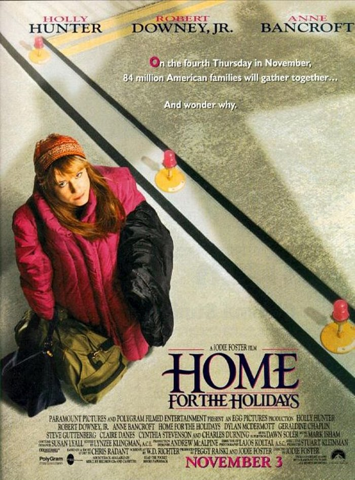 Home For The Holidays 1995 Photo Gallery Imdb