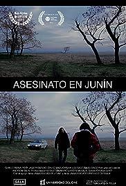 Murder in Junín Poster