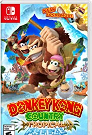 Donkey Kong Country: Tropical Freeze Poster