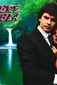 Osvaldo Laport and Jeannette Rodríguez in Pobre diabla (1990)