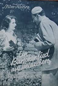 Betty Bird and Willi Forst in Ein Burschenlied aus Heidelberg (1930)