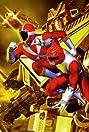 Kyûkyû sentai Go Go Five vs Gingaman (2000) Poster