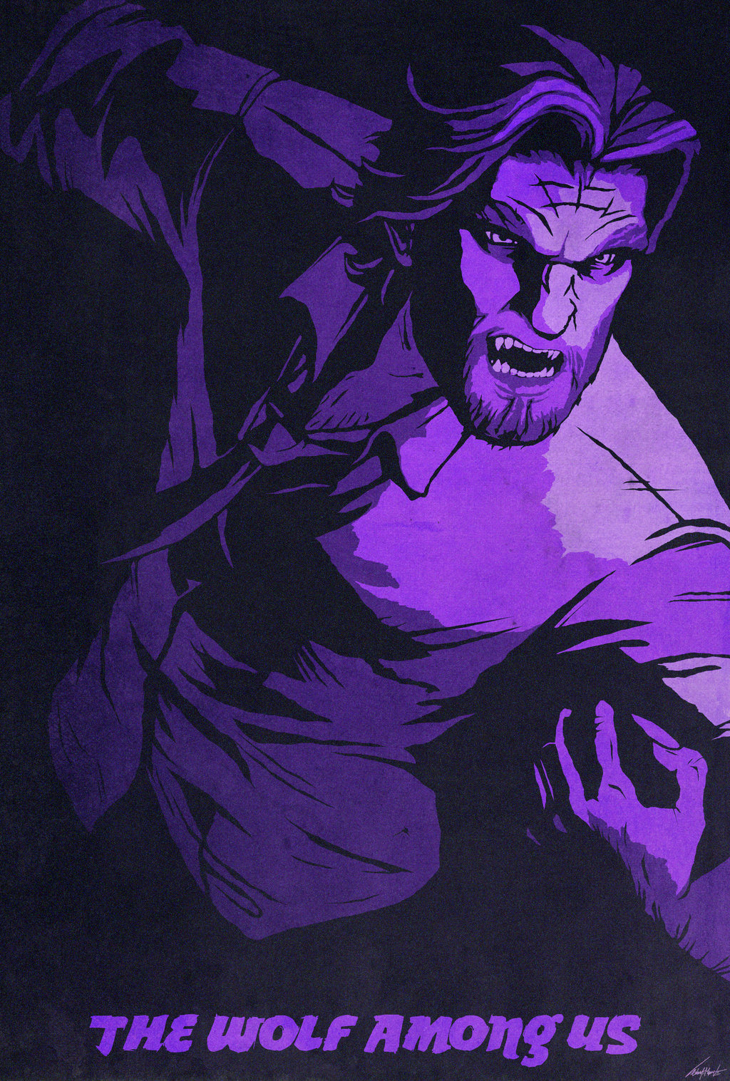 Vennori The Wolf Among Us TV Series 2014