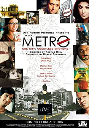 Life in a... Metro watch online