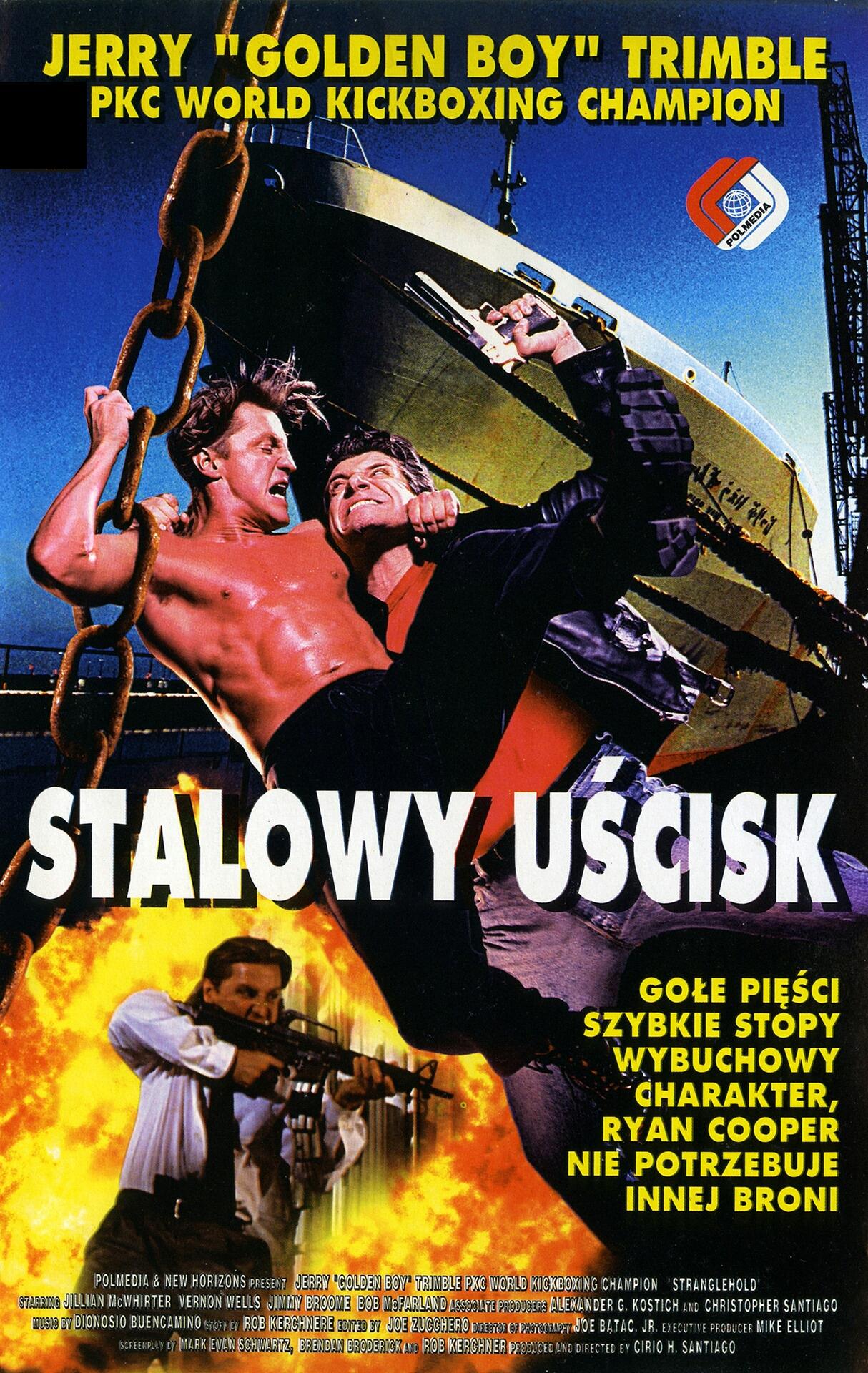 Stranglehold (1994)