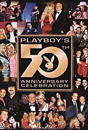 Playboy's 50th Anniversary Celebration Poster