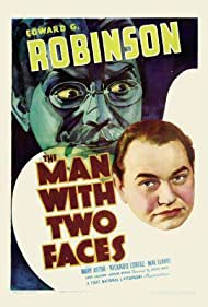 The Man with Two Faces (1934) Poster - Movie Forum, Cast, Reviews