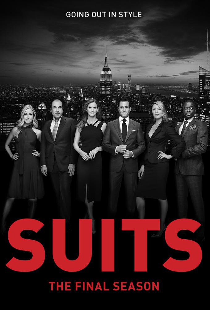 Kostiumuotieji (9 sezonas) / Suits