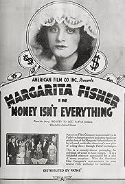 Money Isn't Everything Poster