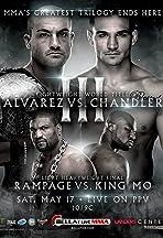 Bellator MMA 120: Rampage vs. King Mo