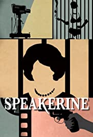 Speakerine Poster