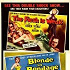 Blondin i fara (1957)