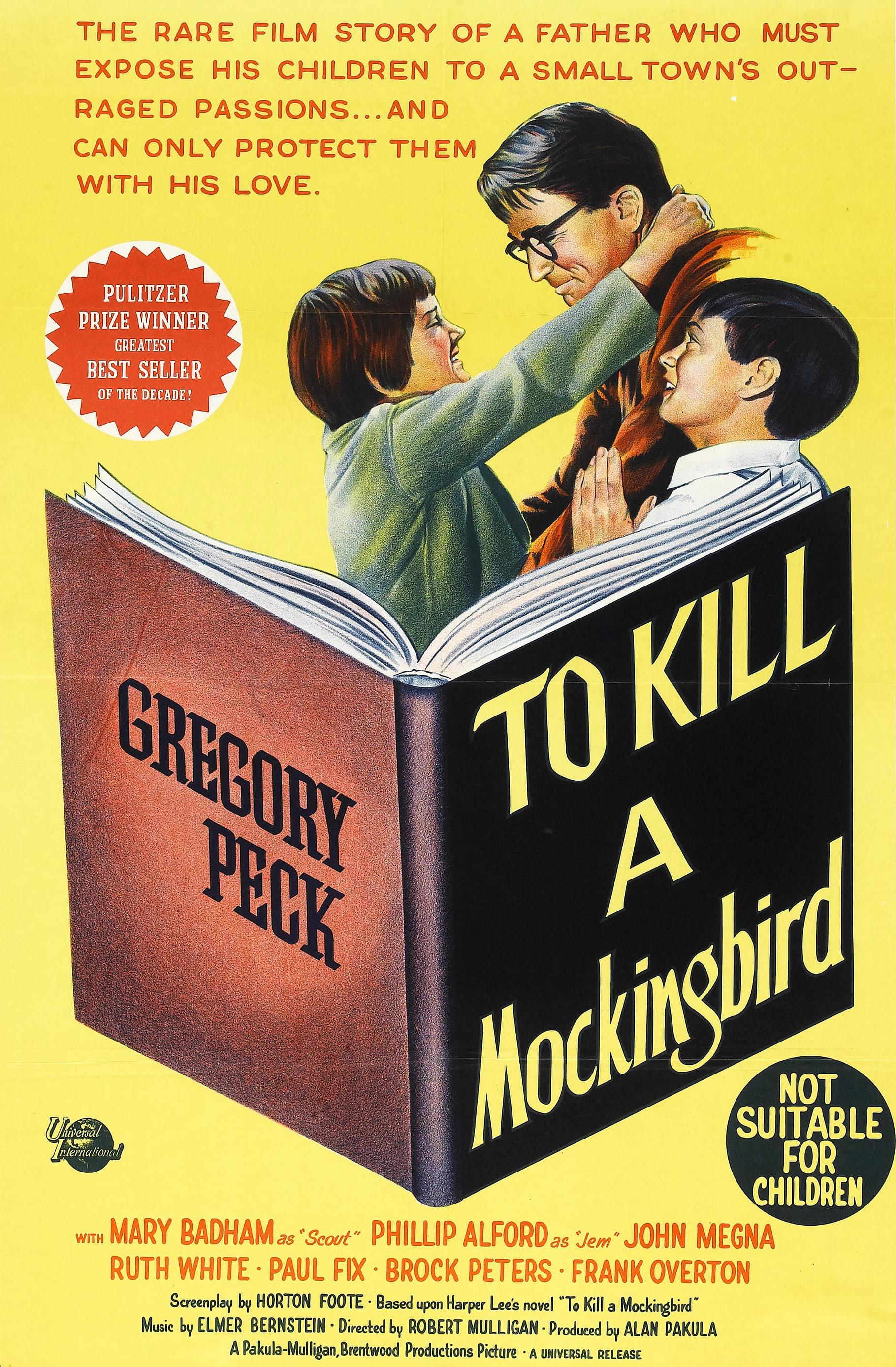 why is the book called to kill a mockingbird