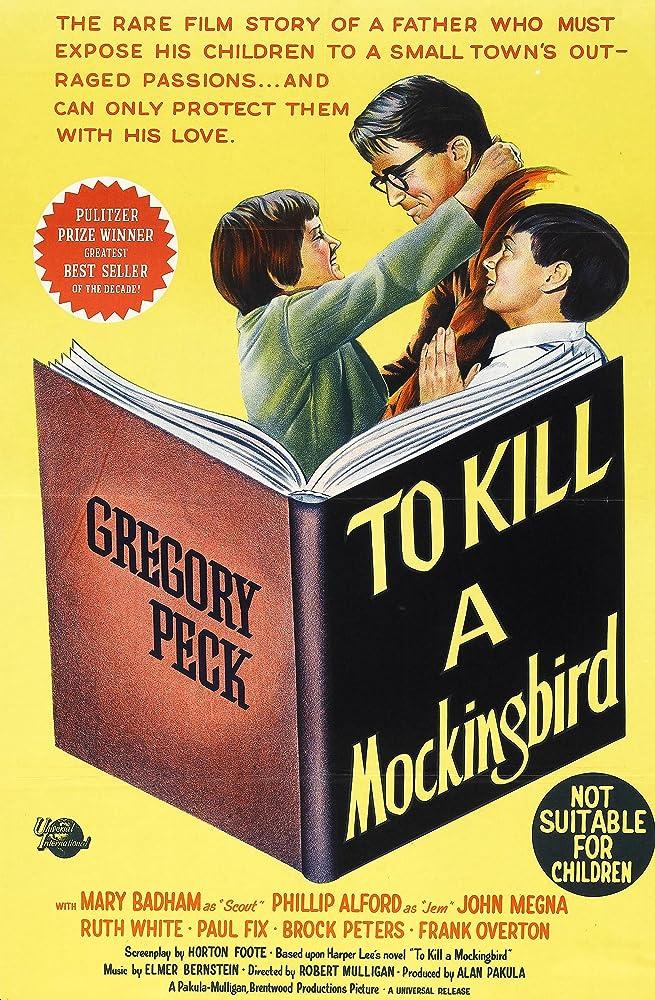 To Kill a Mockingbird (1962) Poster Image