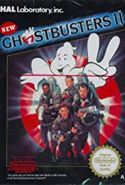 New Ghostbusters II Poster