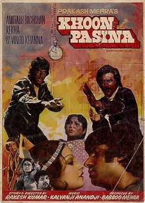 Khoon Pasina movie, song and  lyrics