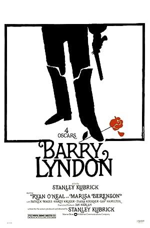 Barry Lyndon Cartel de la película