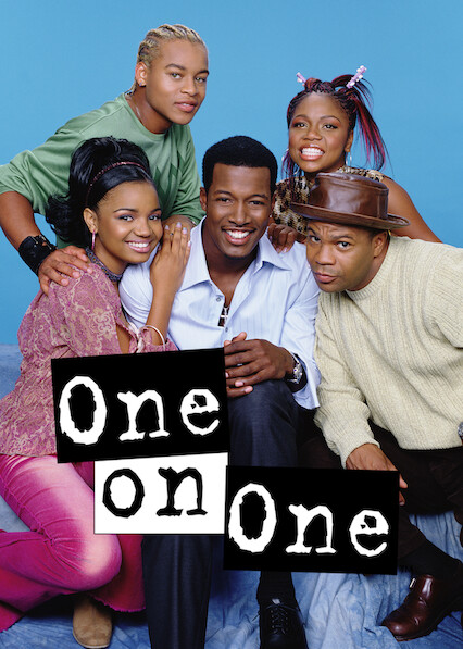 Flex Alexander, Kelly Perine, Kyla Pratt, Robert Ri'chard, and Sicily Johnson in One on One (2001)