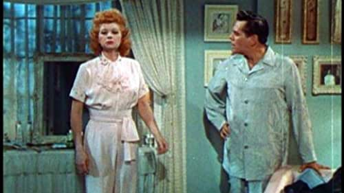 Trailer for this comedy starring Lucille Ball and Desi Arnaz