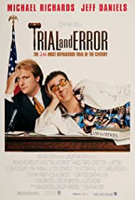 Jeff Daniels and Michael Richards in Trial and Error (1997)